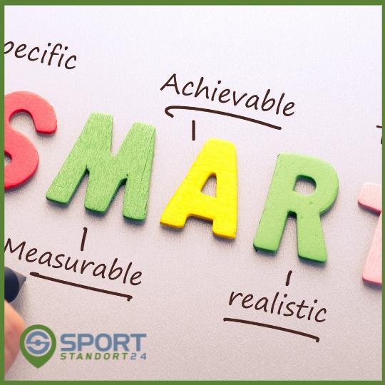 Mit der SMART-Formel mehr Performance im Sport