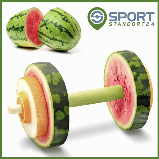 Wassermelone - die erfrischende Sommerfrucht wird zur beliebten Sportler Frucht